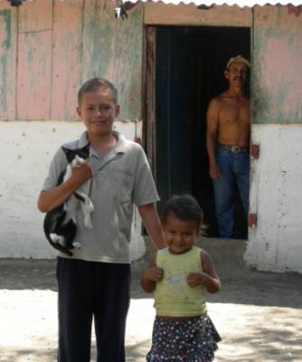Niños, Ochomogo